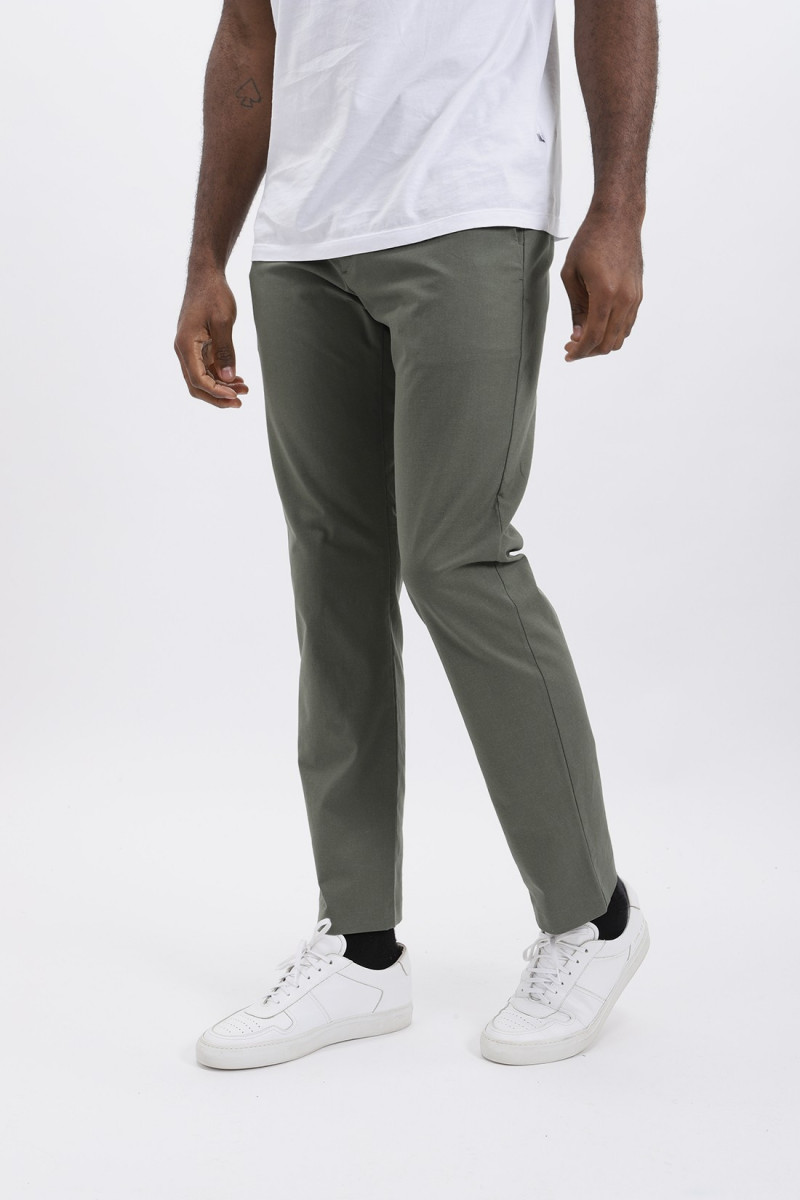 Theo pant 1229 Thyme
