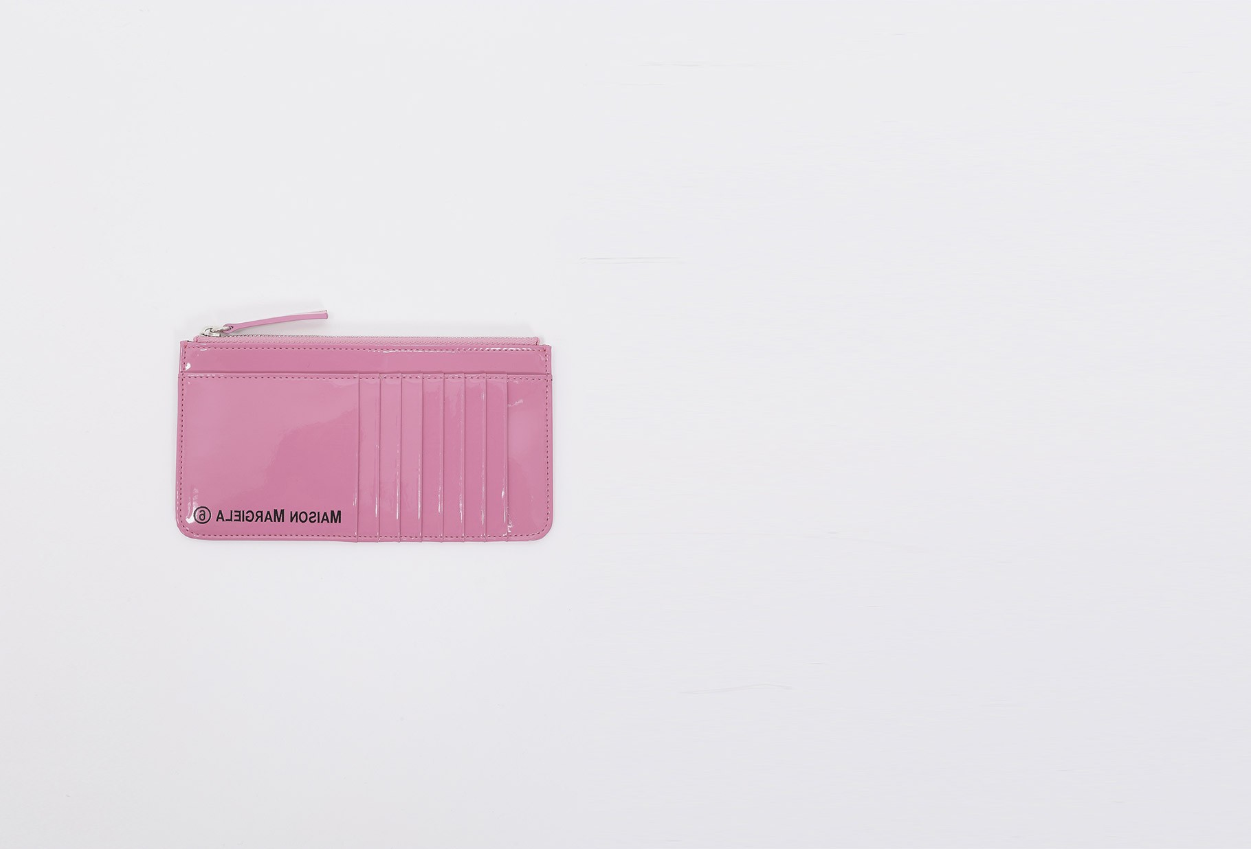 MM6 MAISON MARGIELA / Big card holder Pink