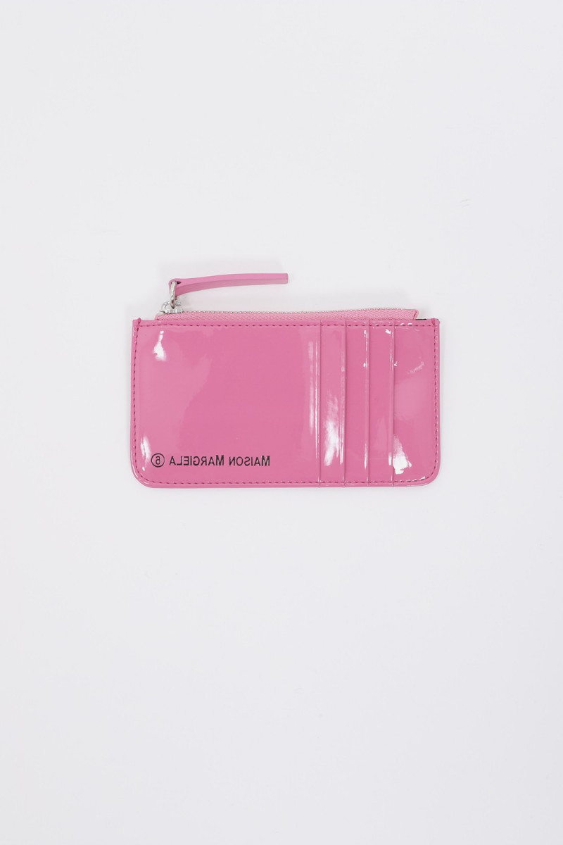 Small card holder Pink