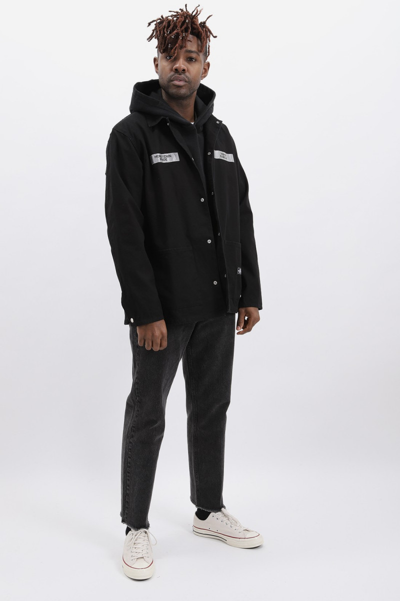 Coverall . cw / c-jkt Black