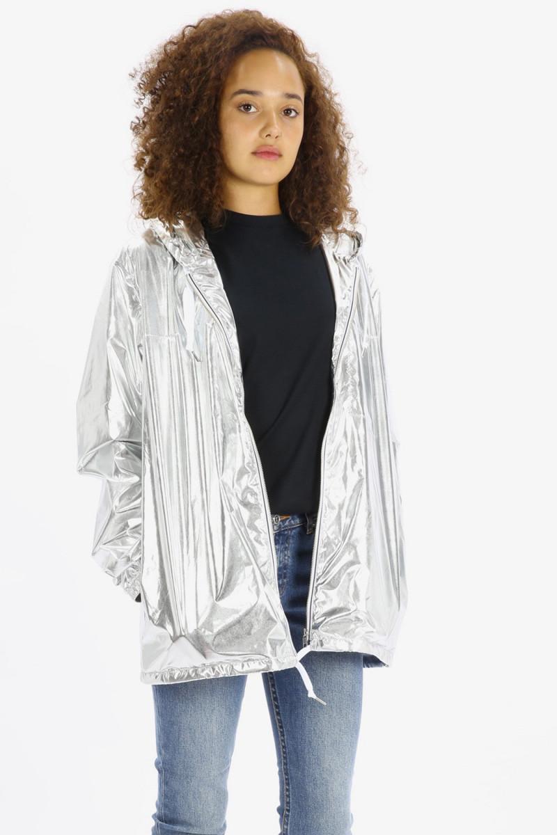Trick jacket Silver