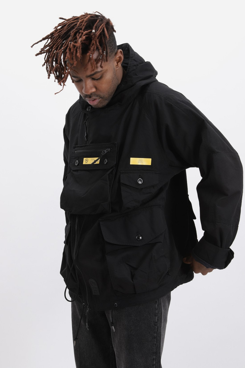 Tactical smock / cn-jkt Black