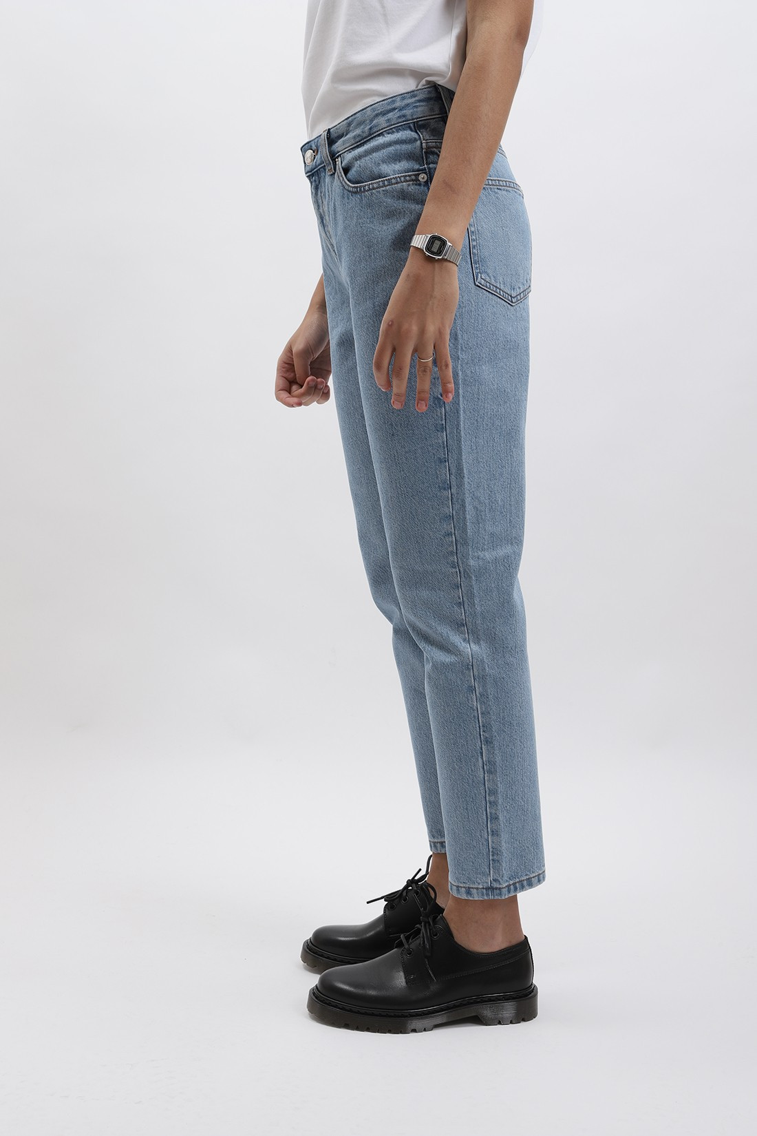 A.P.C. FOR WOMAN / Jean 80s Indigo delave