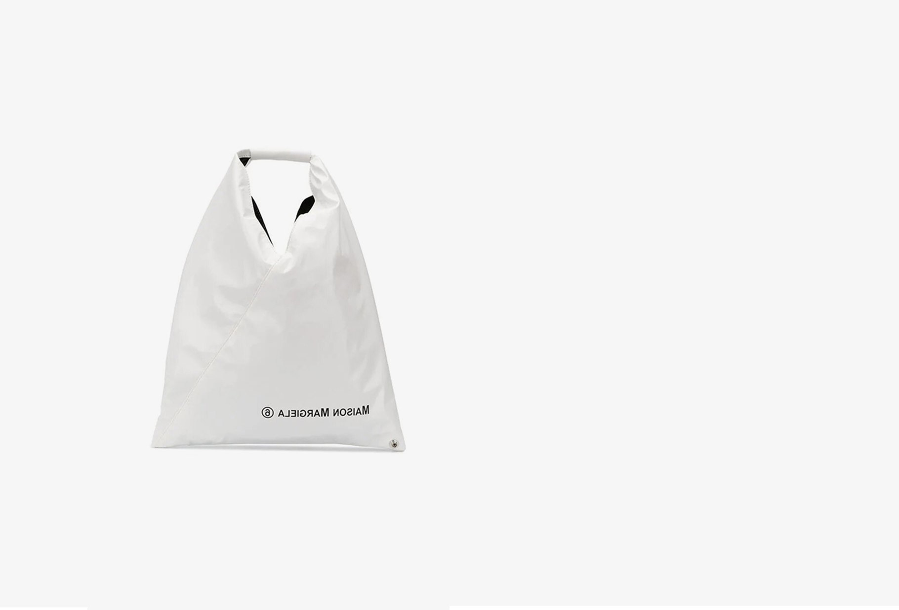 MM6 MAISON MARGIELA FOR WOMAN / Japanese bag White