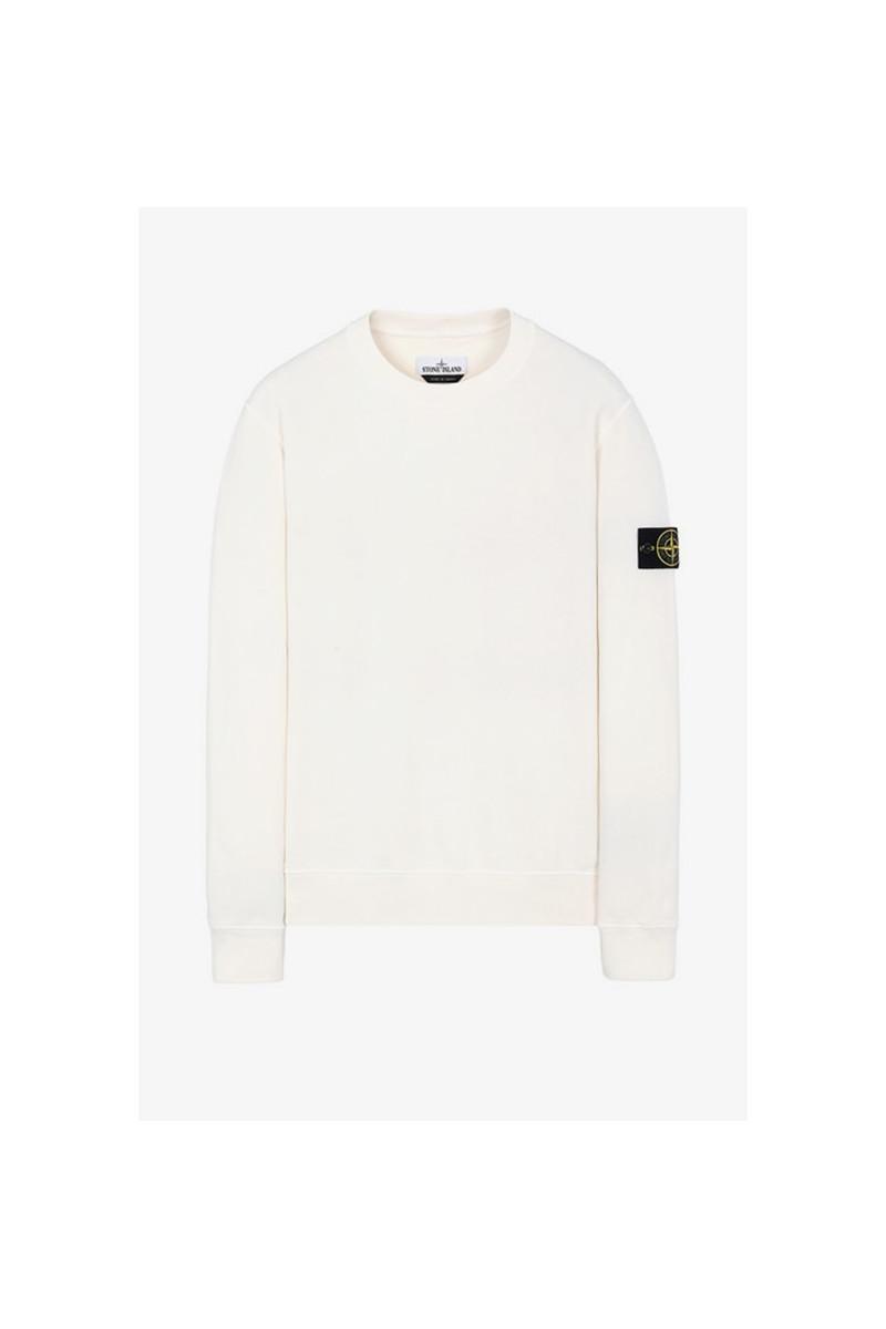 63051 crewneck sweater v0093 Avorio