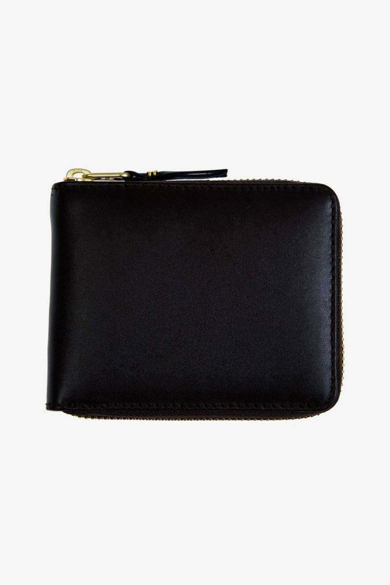 Cdg classic leather sa7100 Black