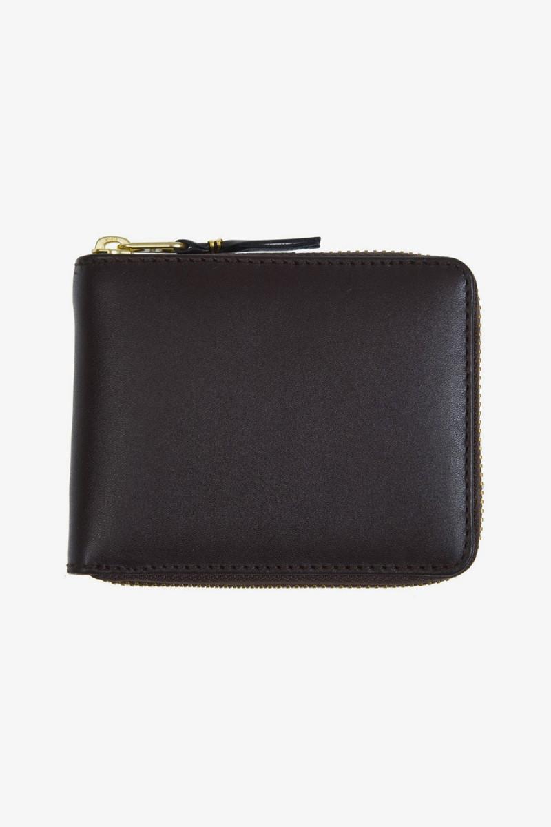 Cdg classic leather sa7100 Brown