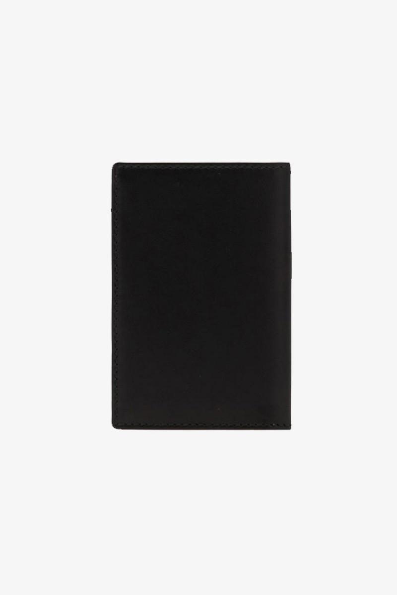 Cdg classic leather sa6400 Black
