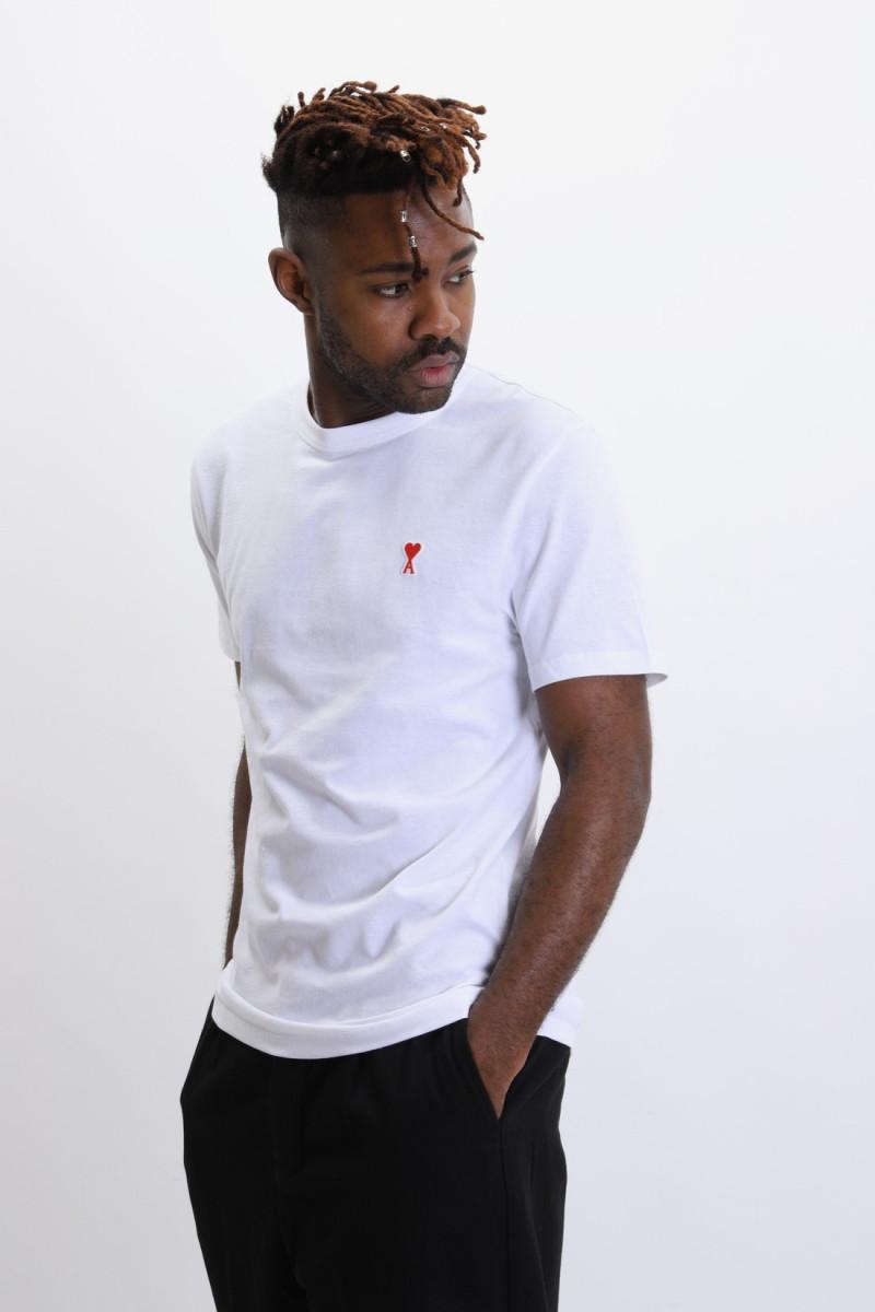 T-shirt ami de cœur Blanc