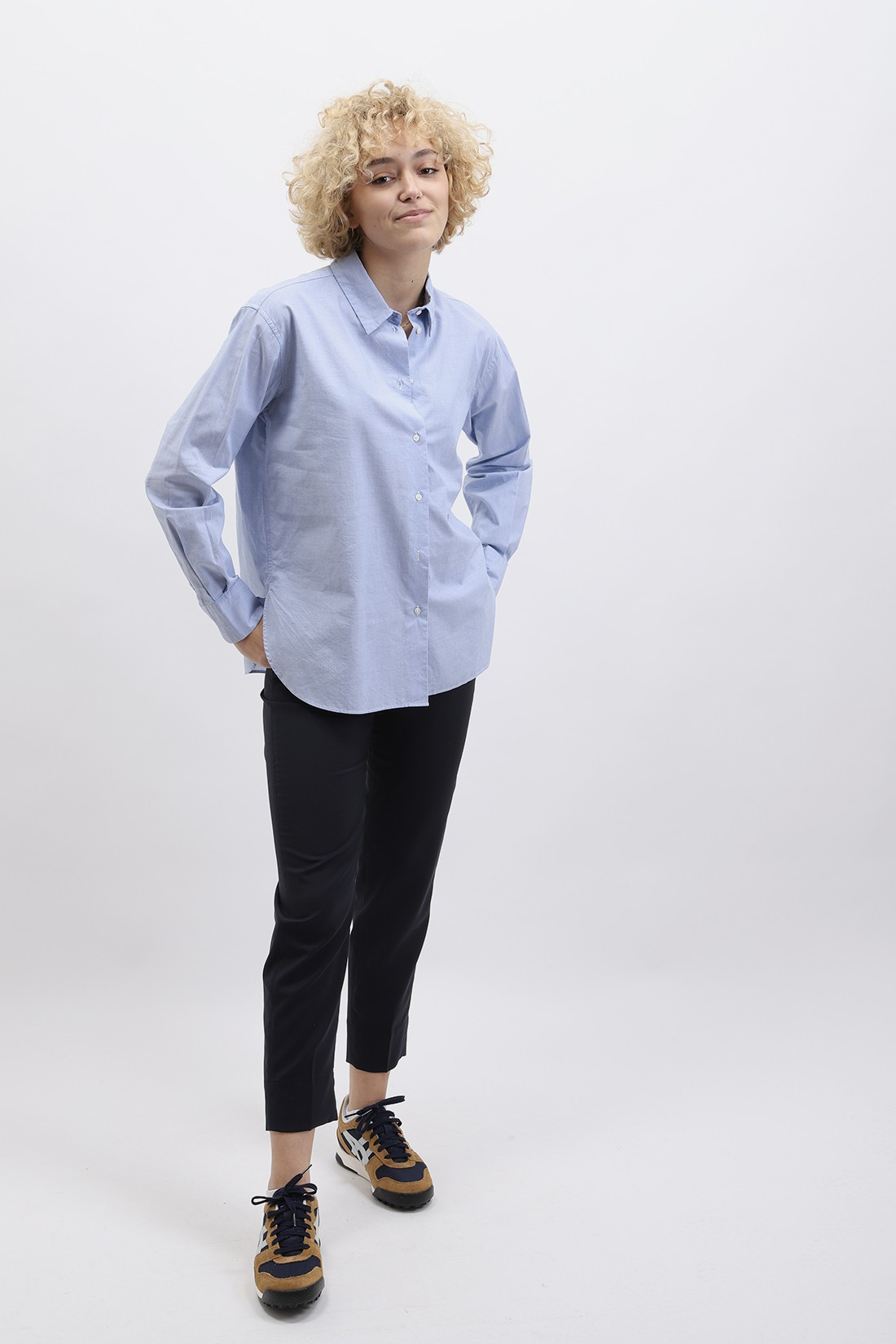 BELLEROSE FOR WOMAN / Chemise gastoo Blue