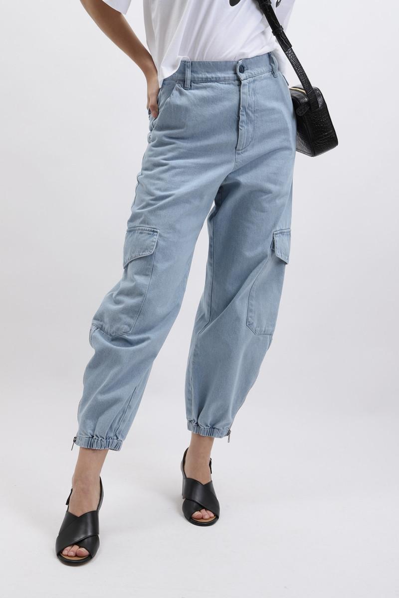 Trousers cargo Ghiaccio