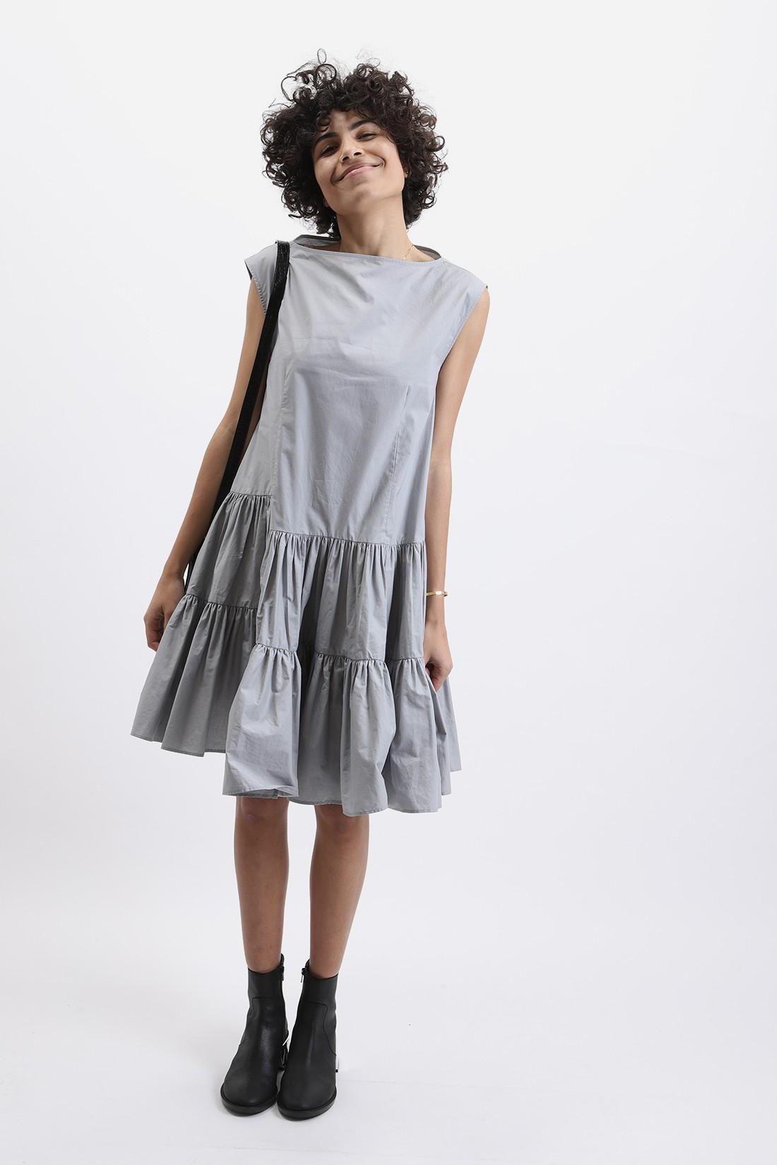 MM6 MAISON MARGIELA / Dress Grey
