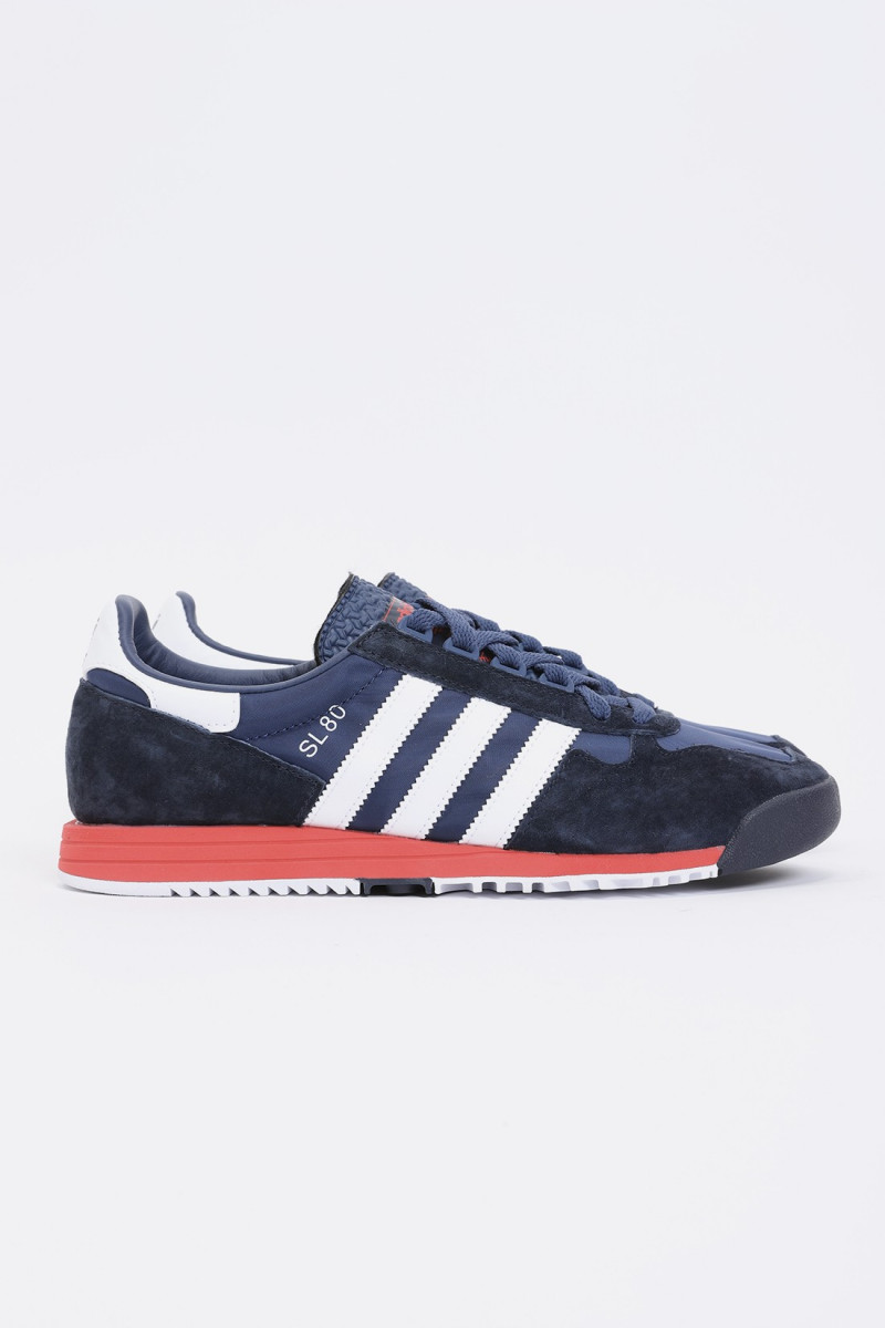 Sl 80 Navy red