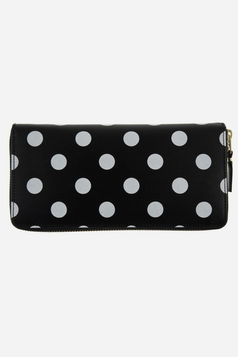 Cdg polka dots sa0110pd Black