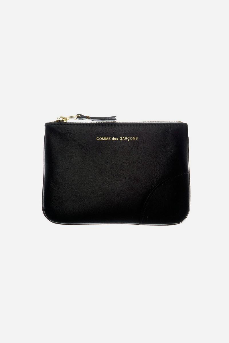 Cdg classic leather sa8100 Black