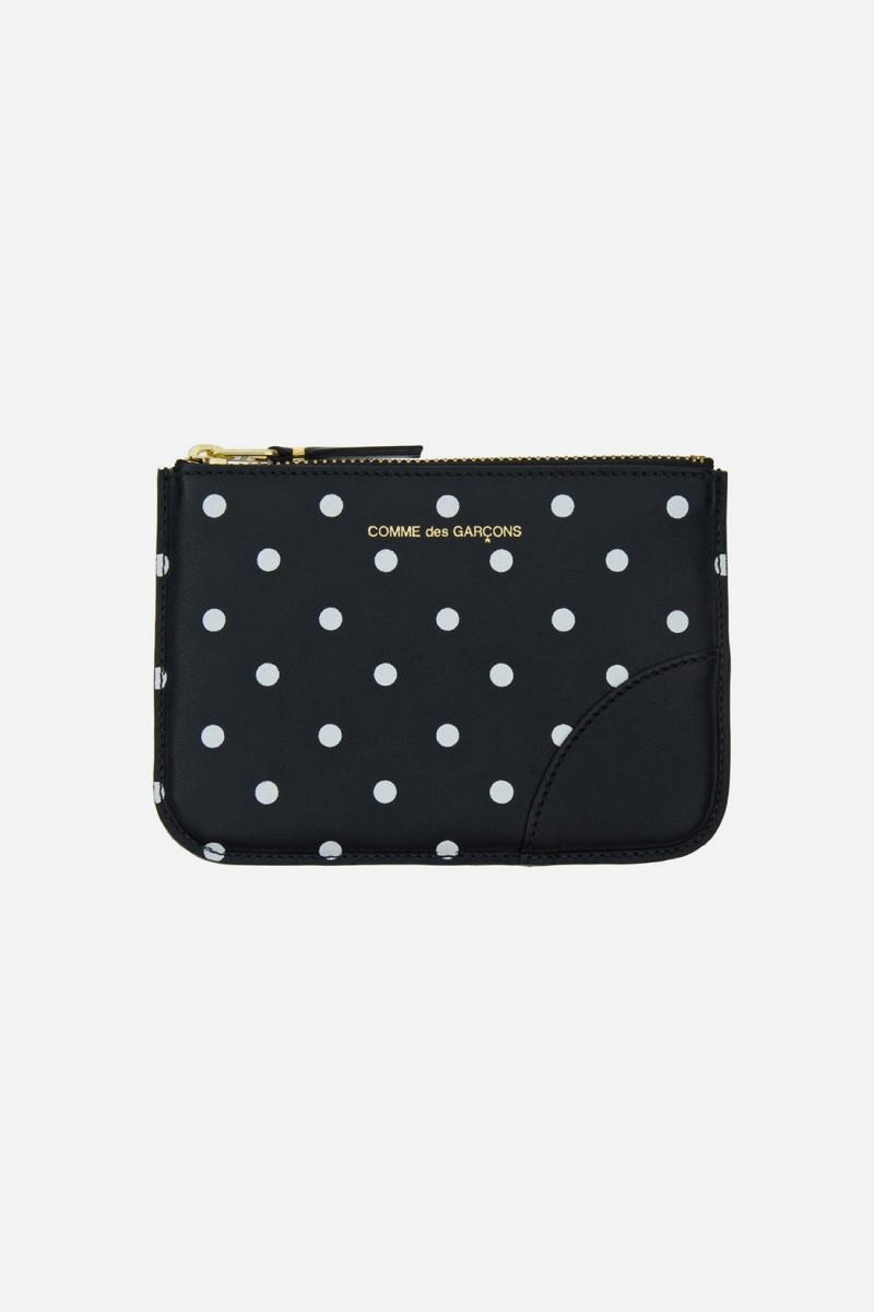 Cdg polka dots sa8100pd Black