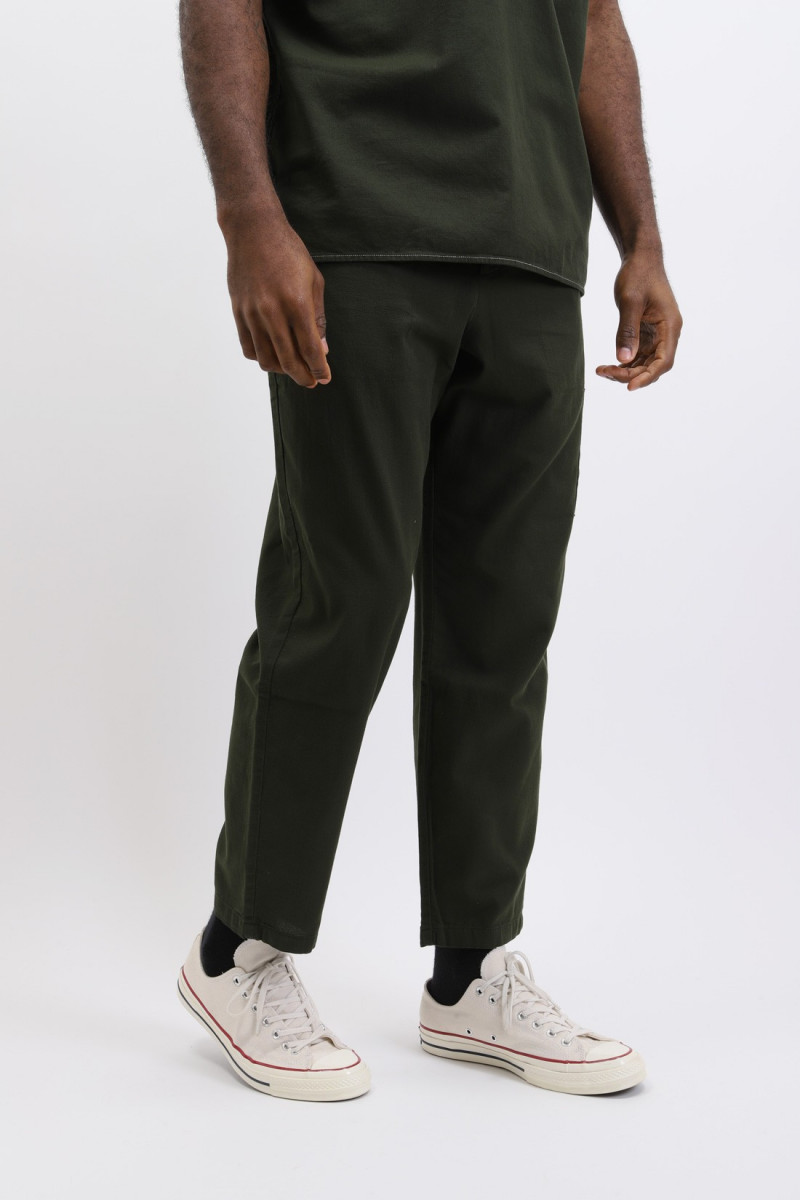 Judo pant cotton Forest green