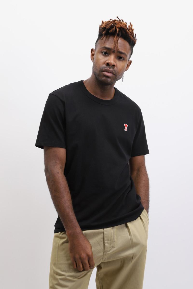 T-shirt ami de coeur Noir