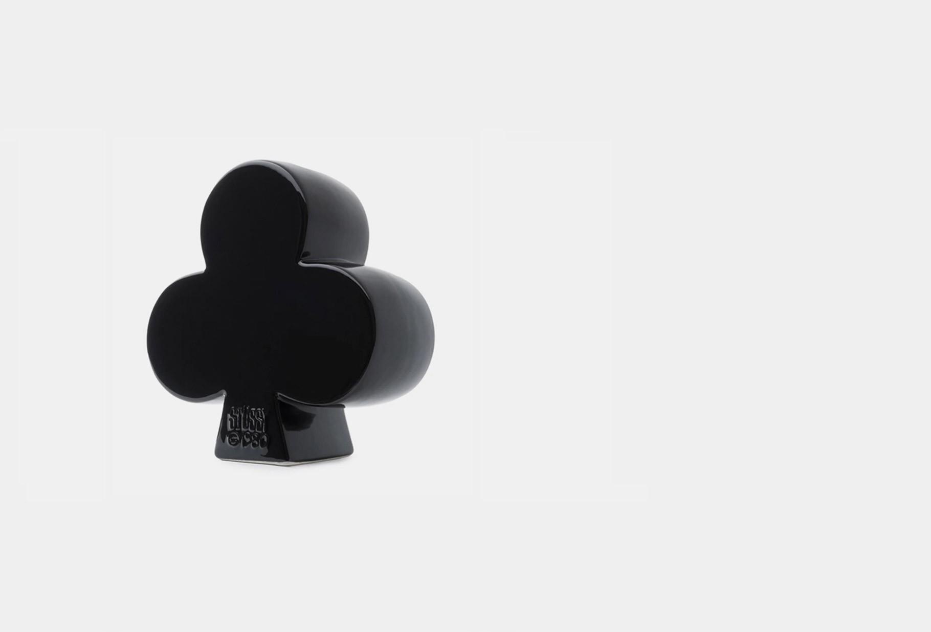 STUSSY / Club vase Black