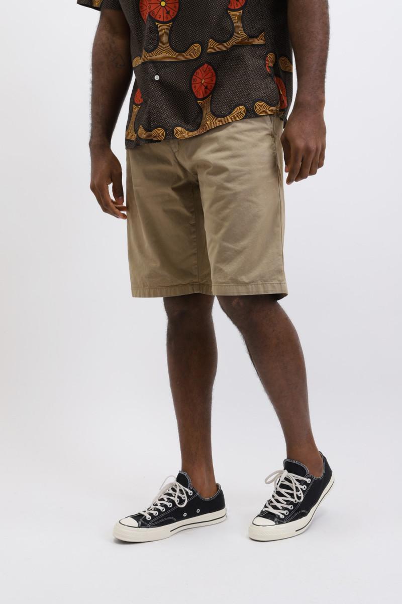 Johnson short Leather