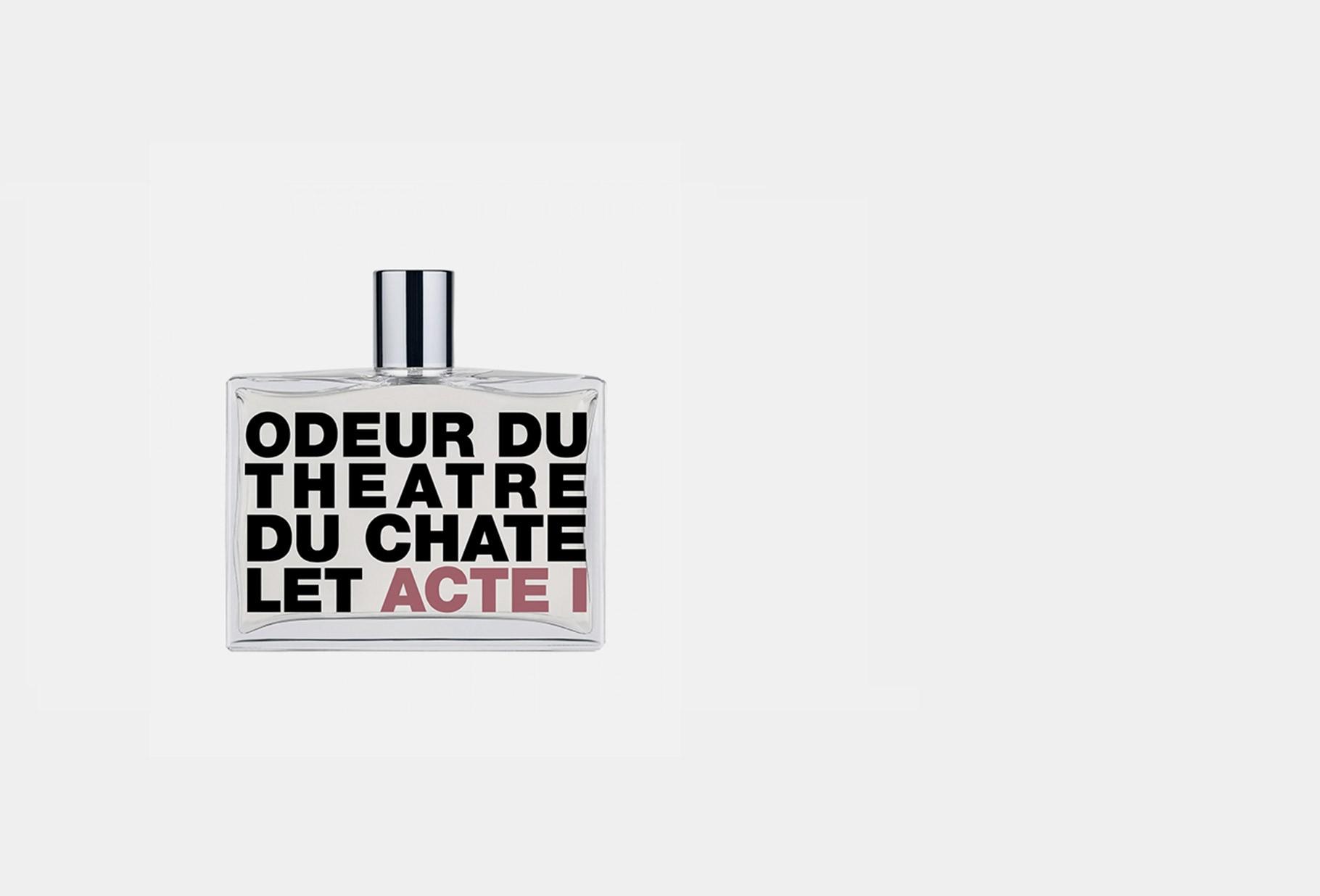 COMME DES GARÇONS PARFUMS / Odeur du theatre du chatelet
