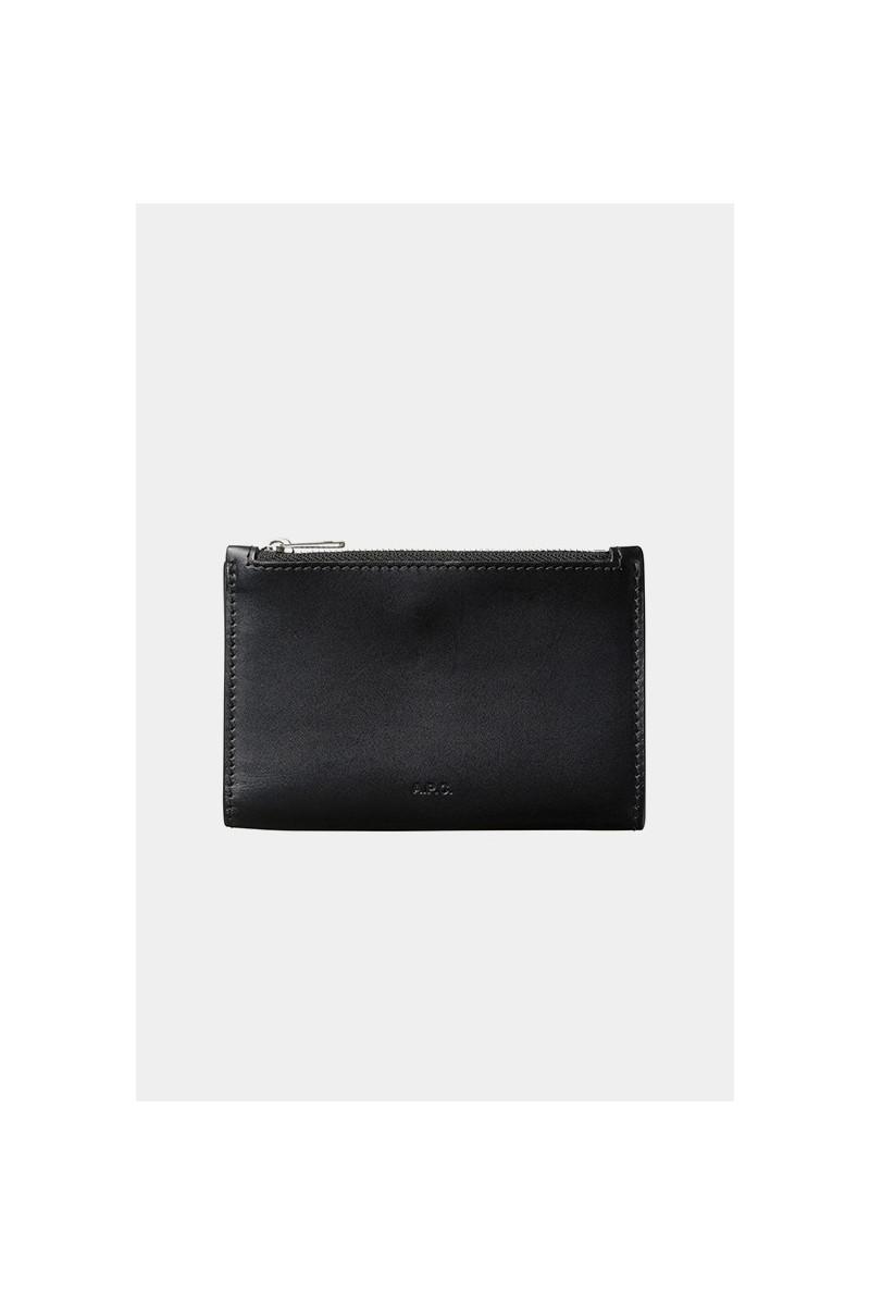 Porte monnaie willy Noir