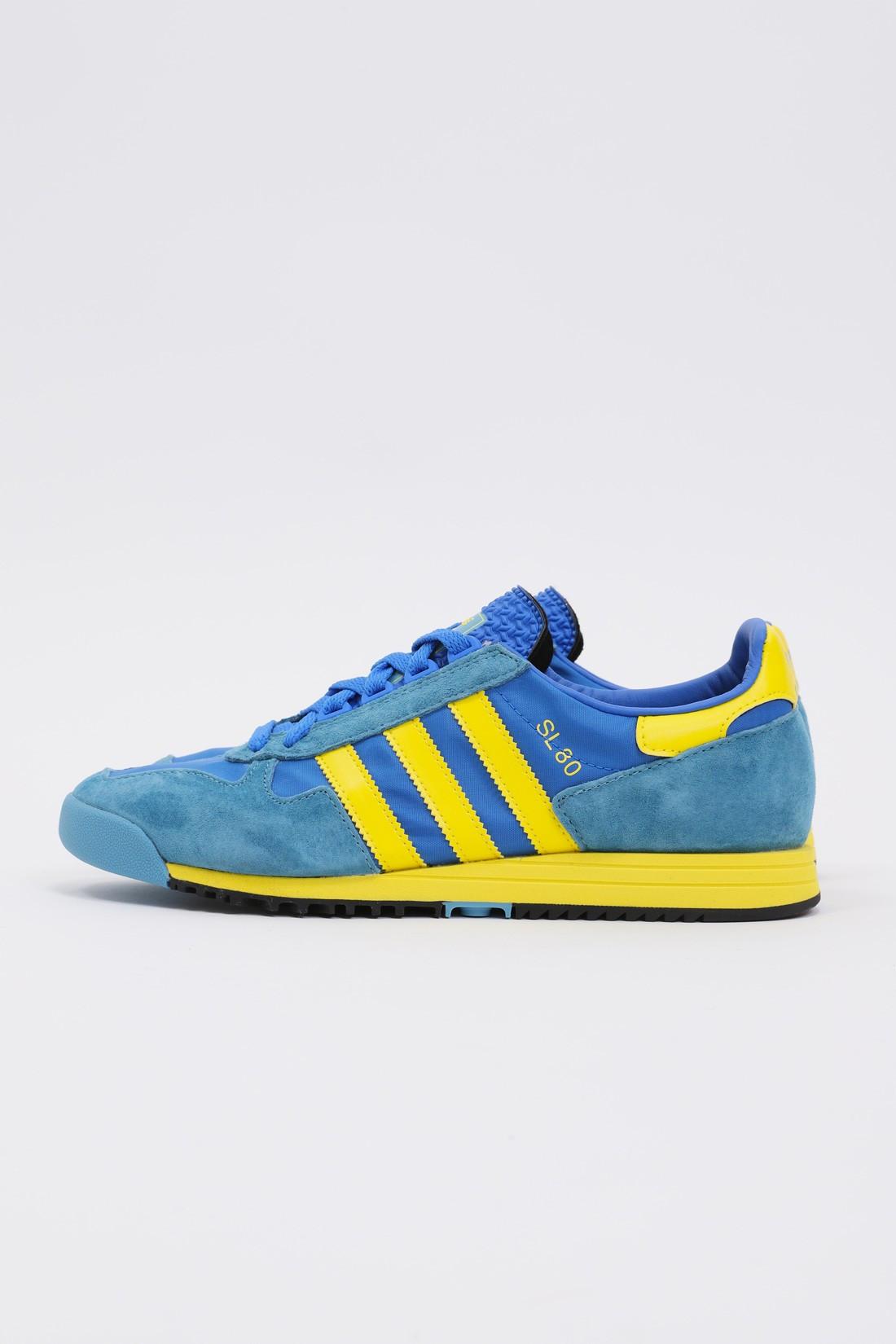 ADIDAS / Sl 80 fv4029 Blue / yellow