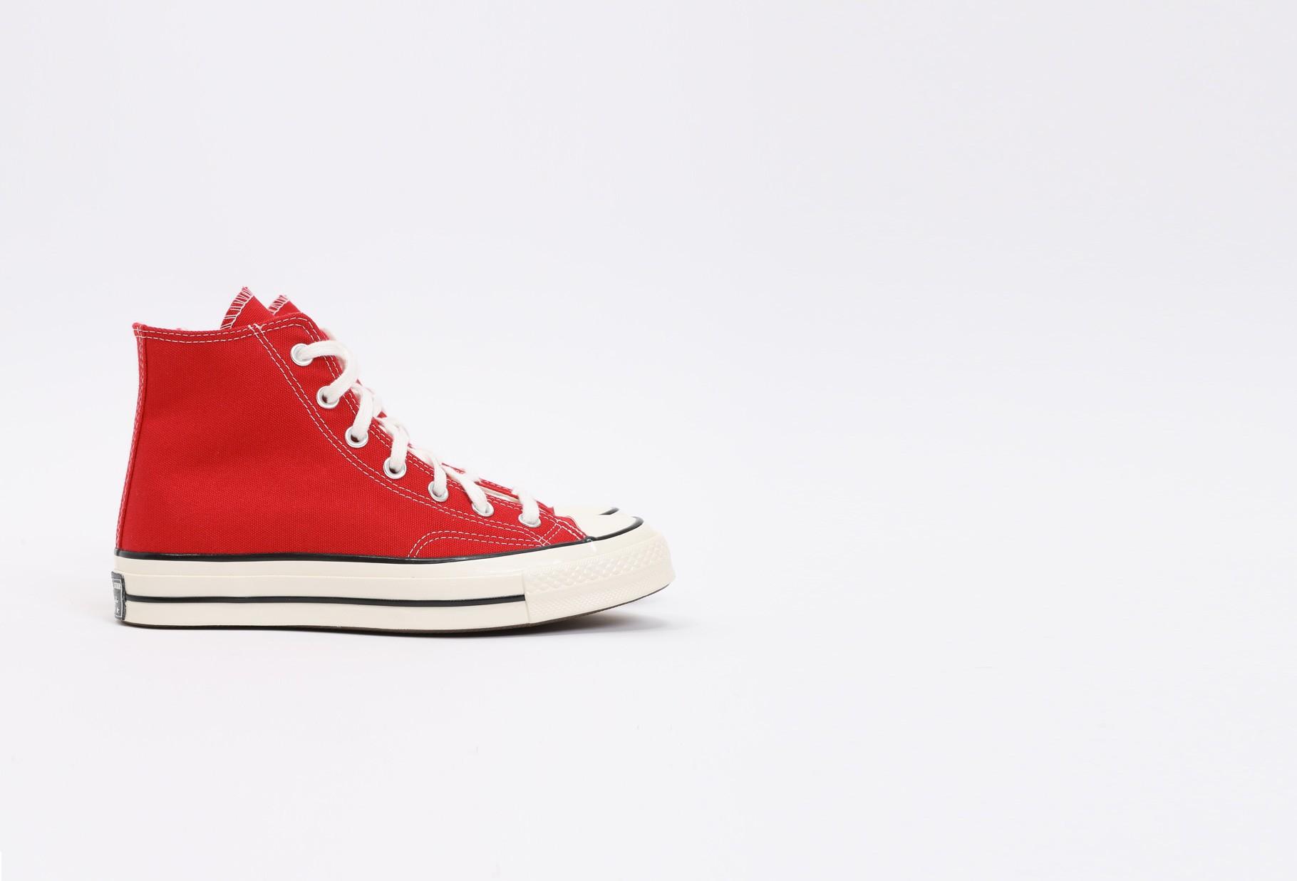 CONVERSE / Ctas 70's hi Enamel red