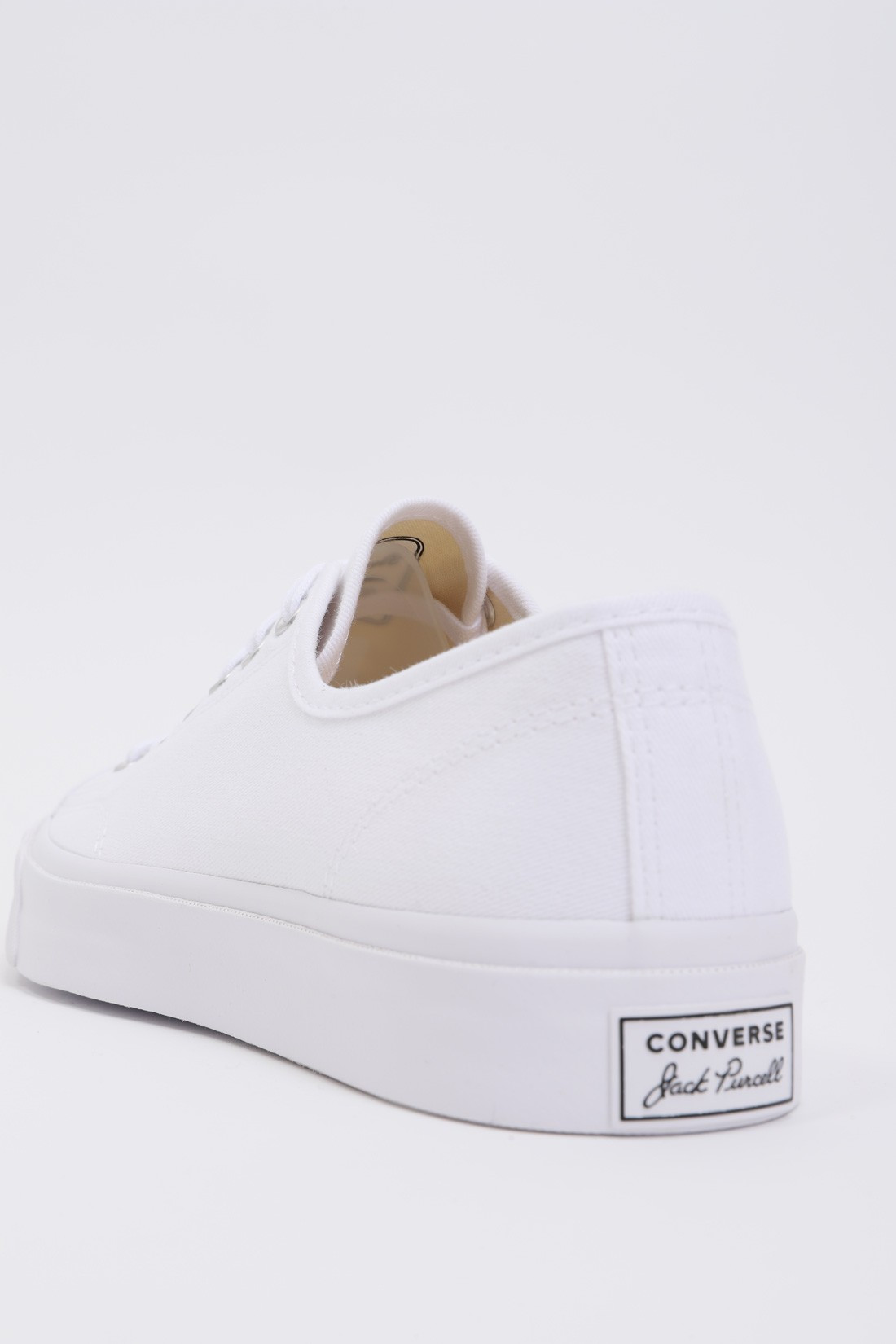 CONVERSE / Jack purcell ox White