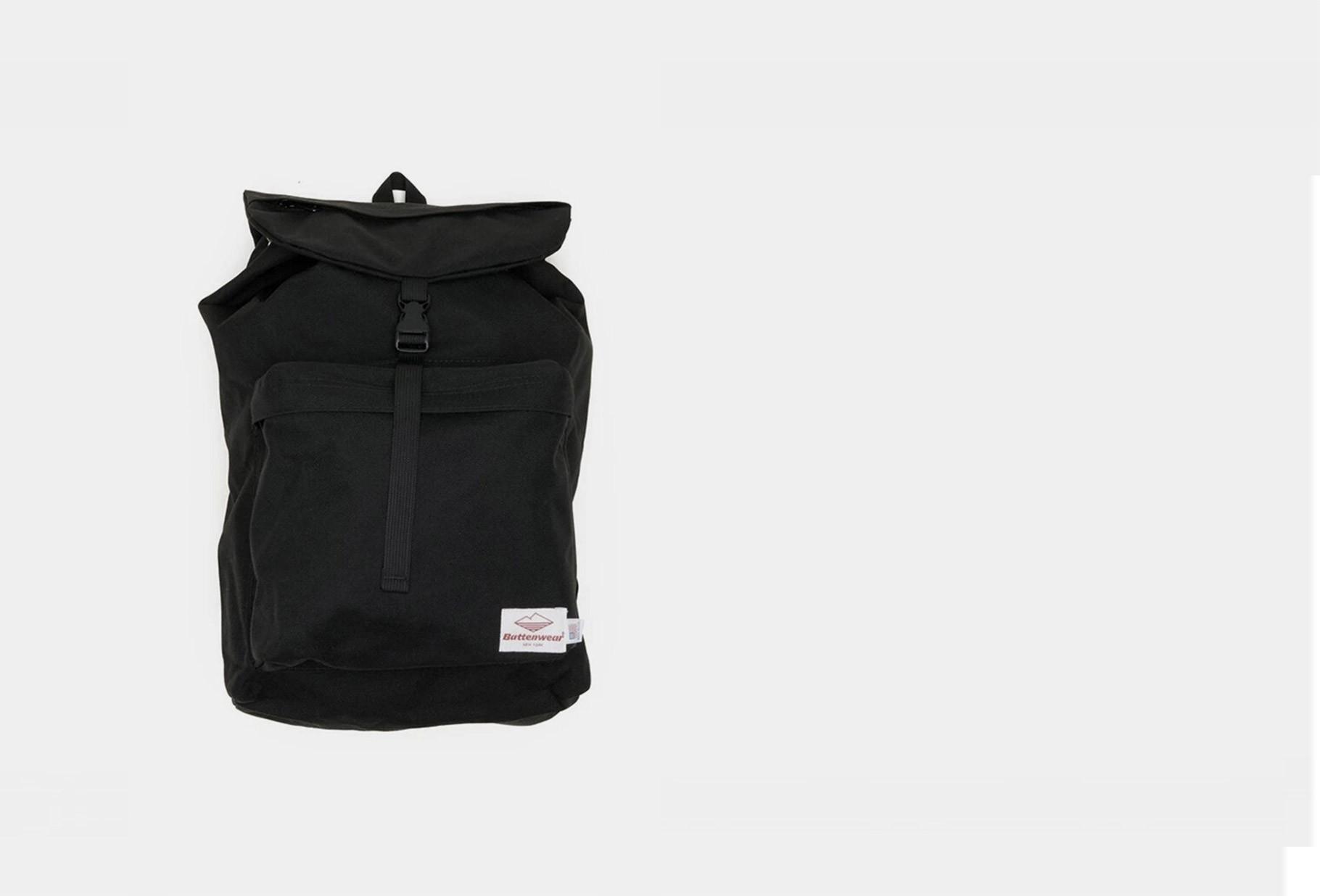BATTENWEAR / Day hiker Black nylon