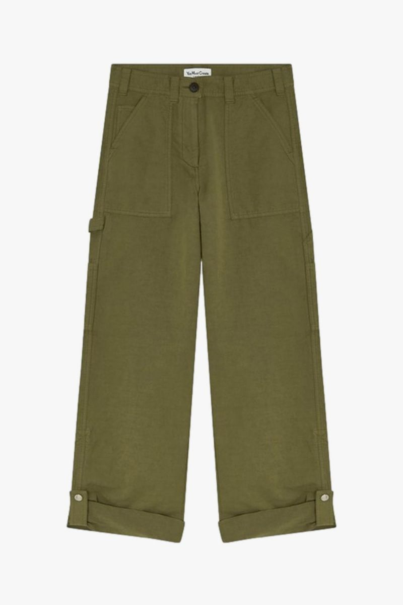 Workwear trouser Olive