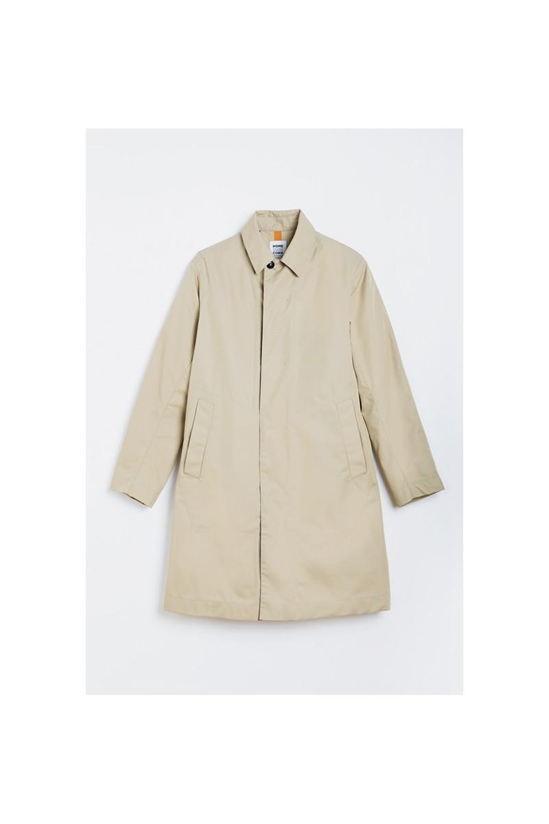 Humphrey coat Beige