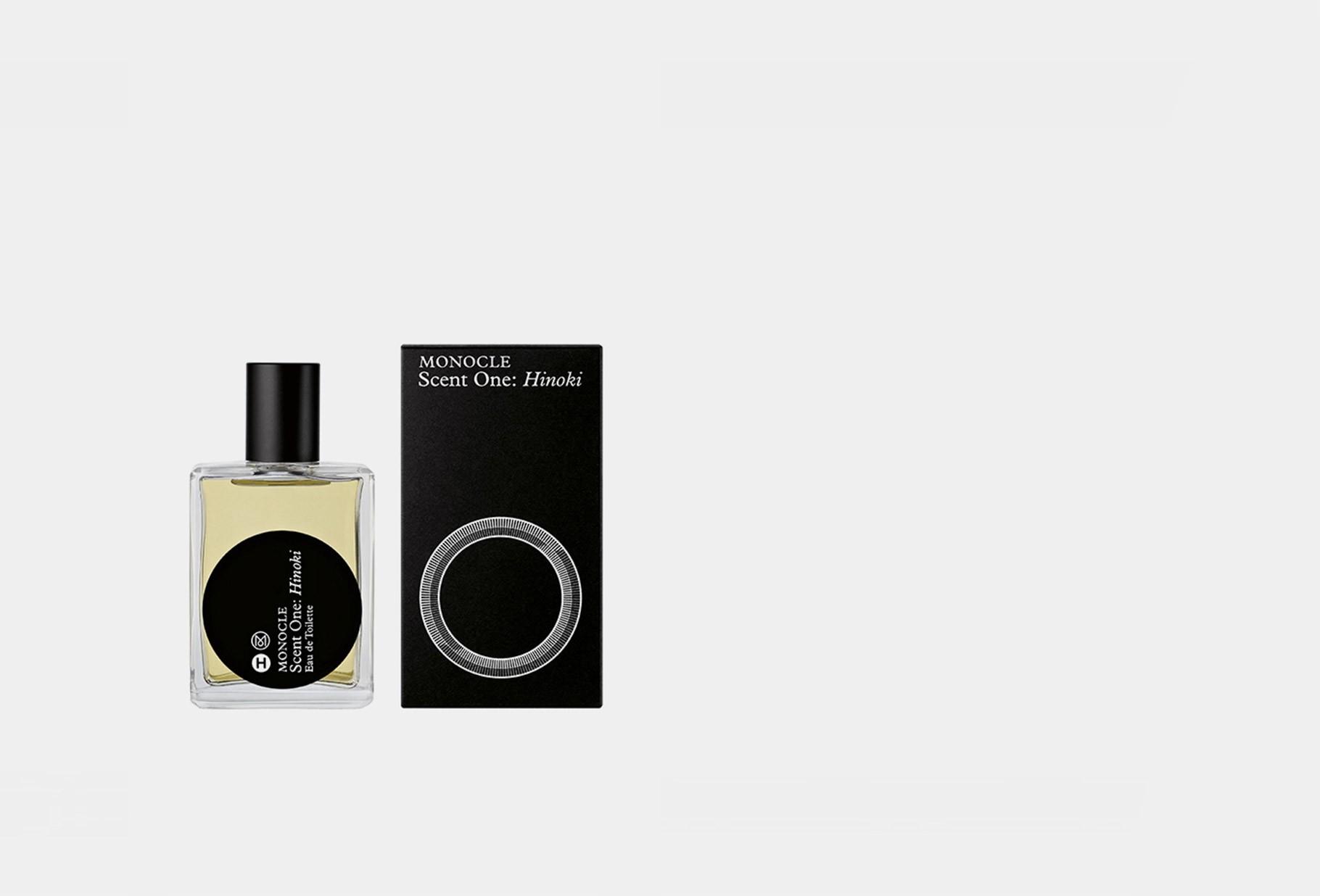 COMME DES GARÇONS PARFUMS / Cdg x monocle scent one hinoki