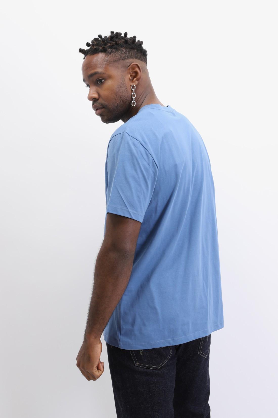 AMI / T-shirt ami de coeur Bleu