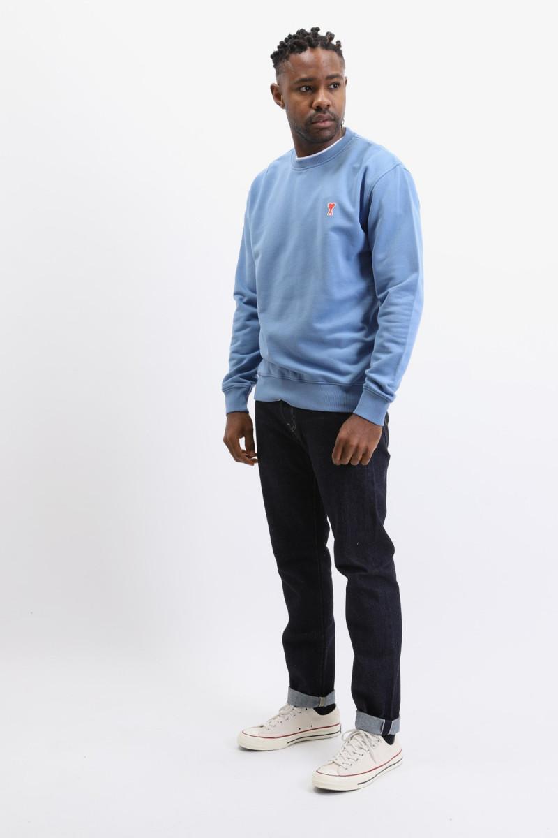 Sweatshirt ami de coeur Bleu