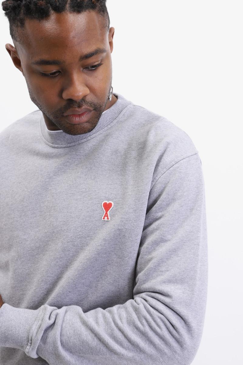 Sweatshirt ami de coeur Gris chine
