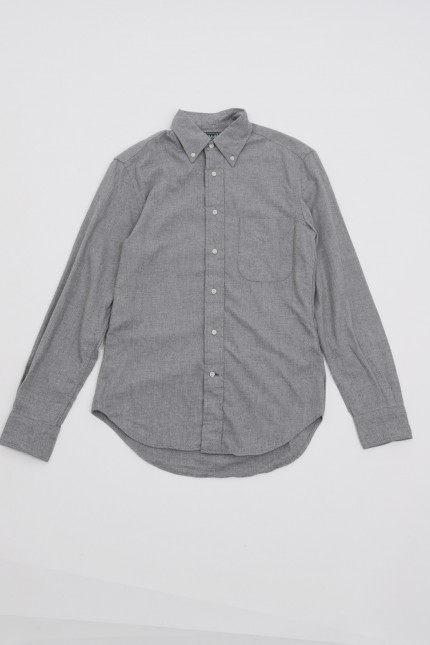 Portuguese flannel shirt Grey