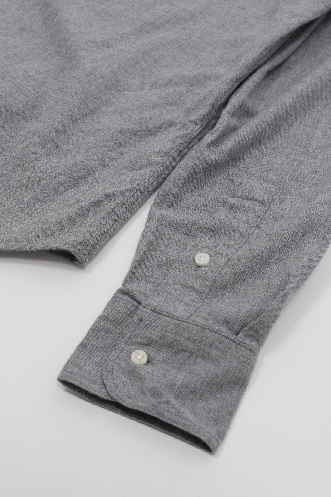 GITMAN / Portuguese flannel shirt Grey