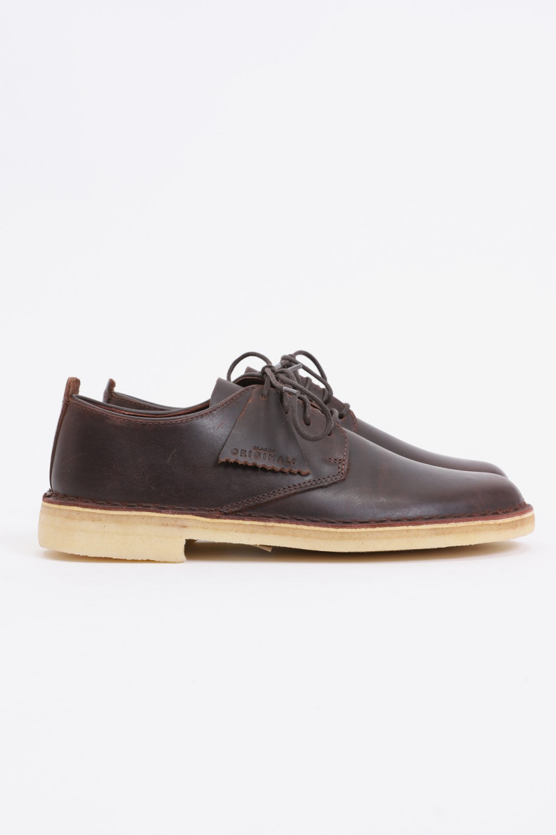 Desert london Chestnut leather