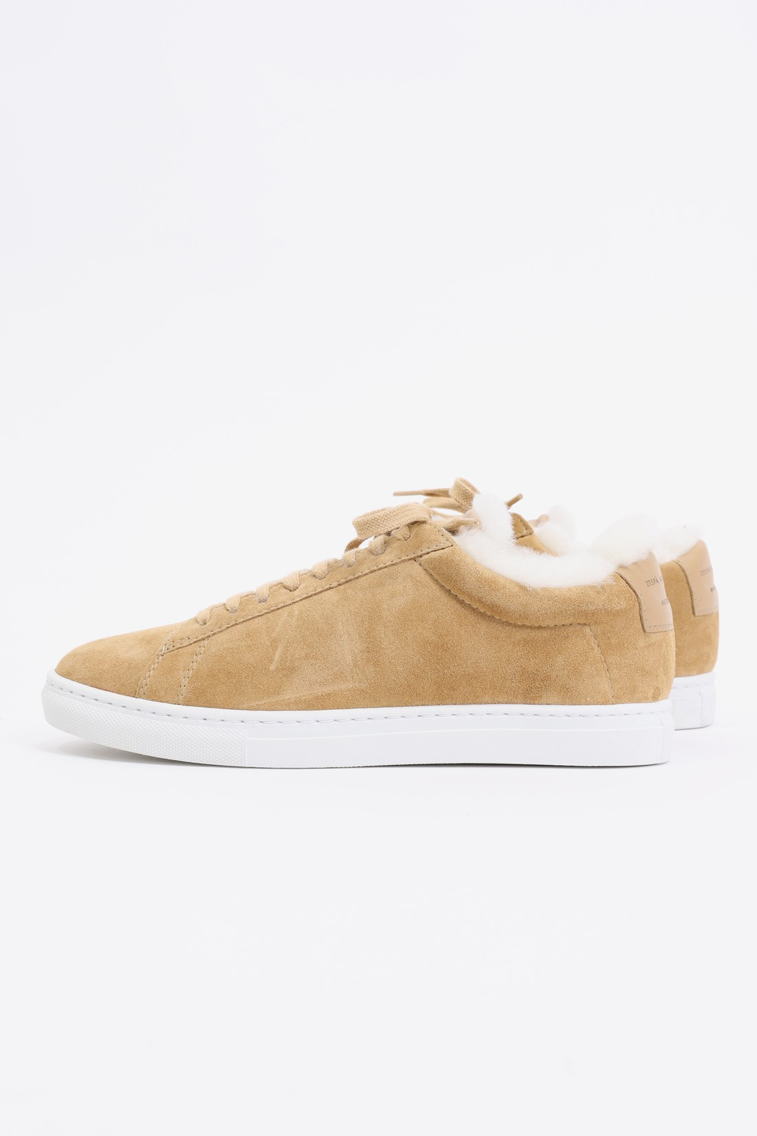 / Zsp4 suede outsole white Biscuit sherling