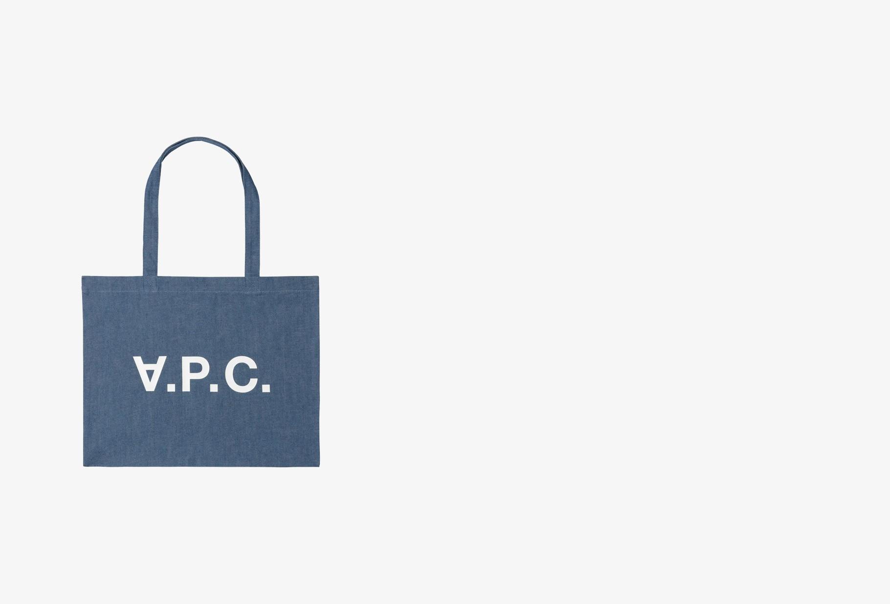 A.P.C. / Shopping daniela Indigo