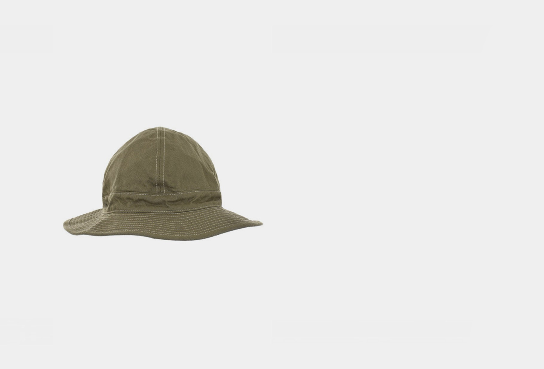 ORSLOW / Us navy hat Green