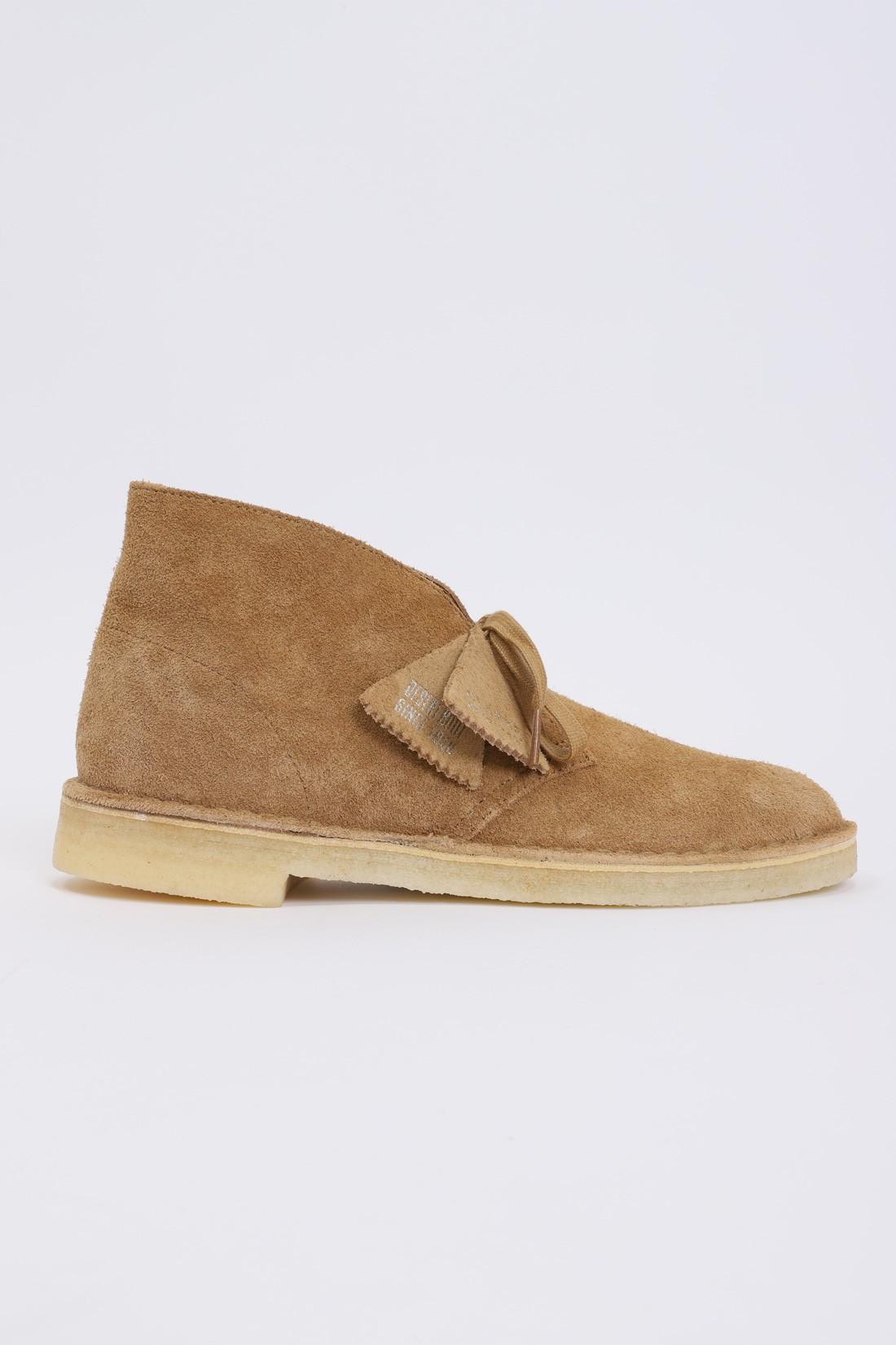 CLARKS ORIGINALS / Desert boot Nutmeg suede