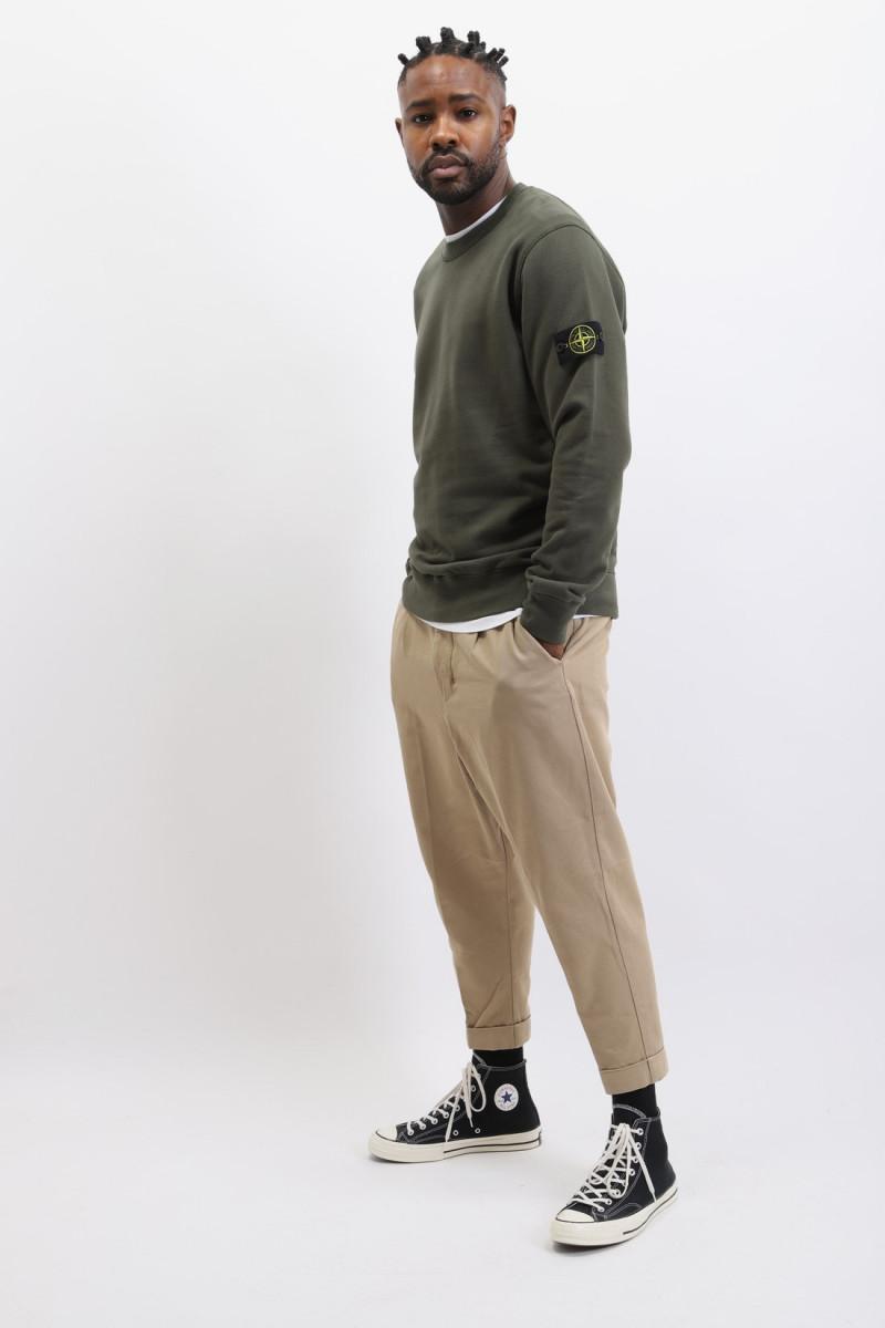 63020 crewneck sweater v0059 Muschio