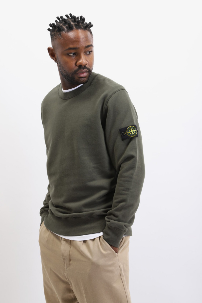 63020 crewneck sweater v0059 Muschio