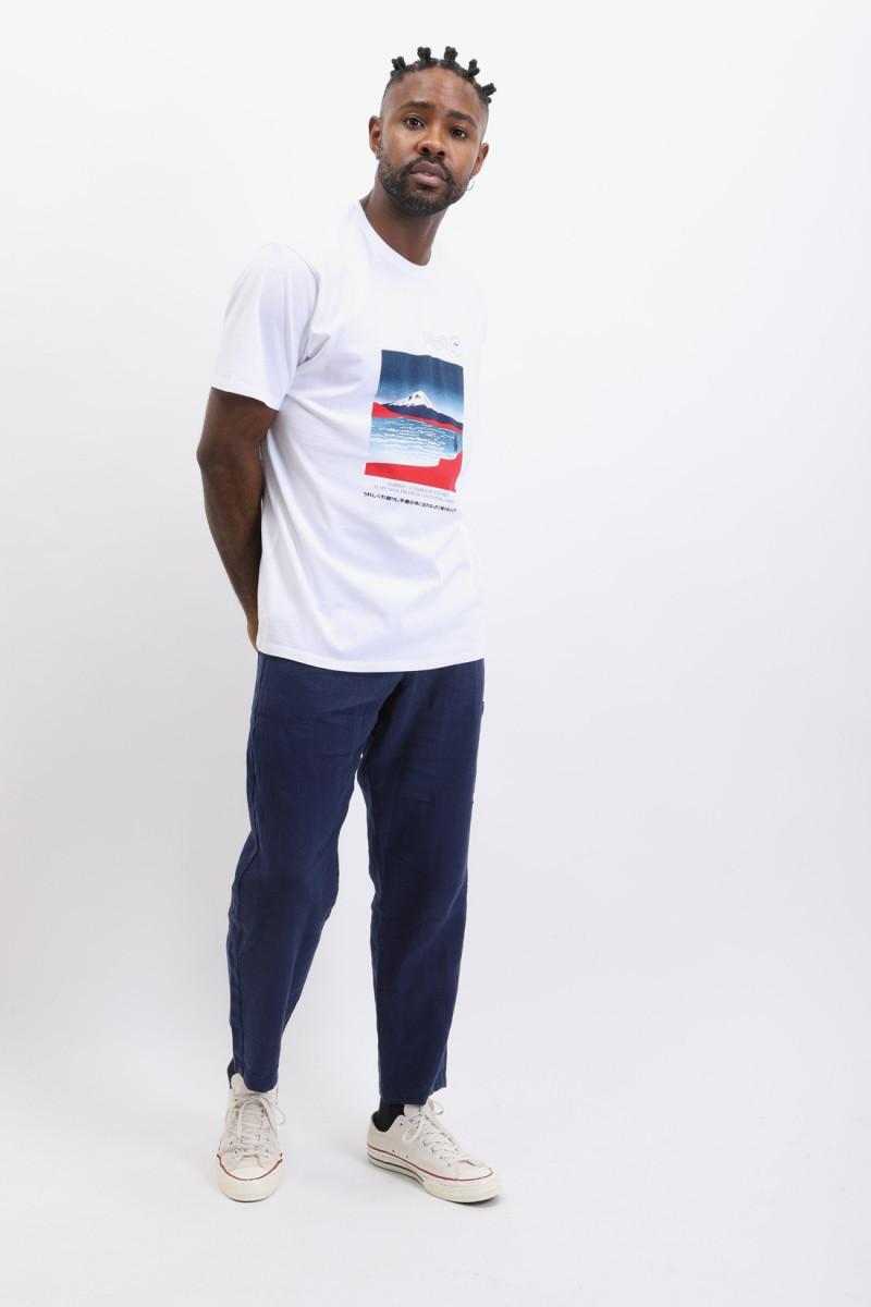 Awoke tshirt White