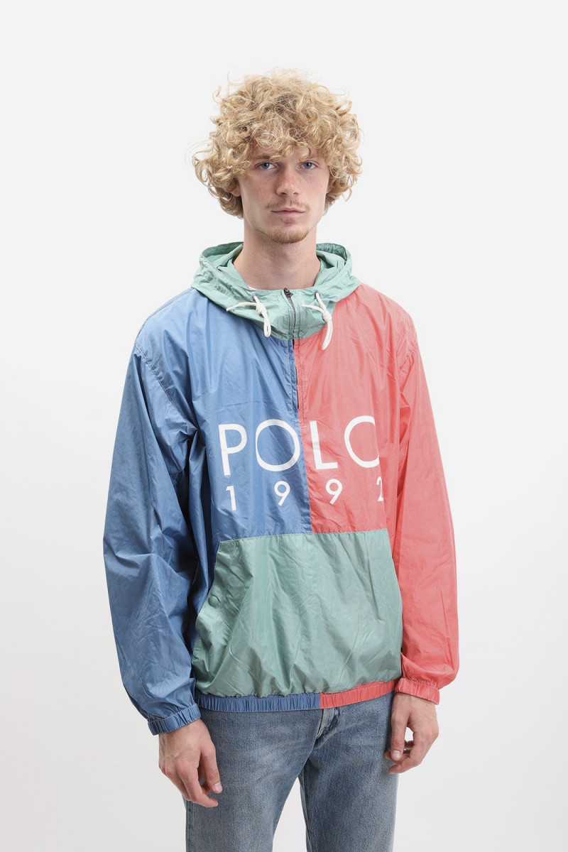 Hooded popover jkt polo 1992 Multi