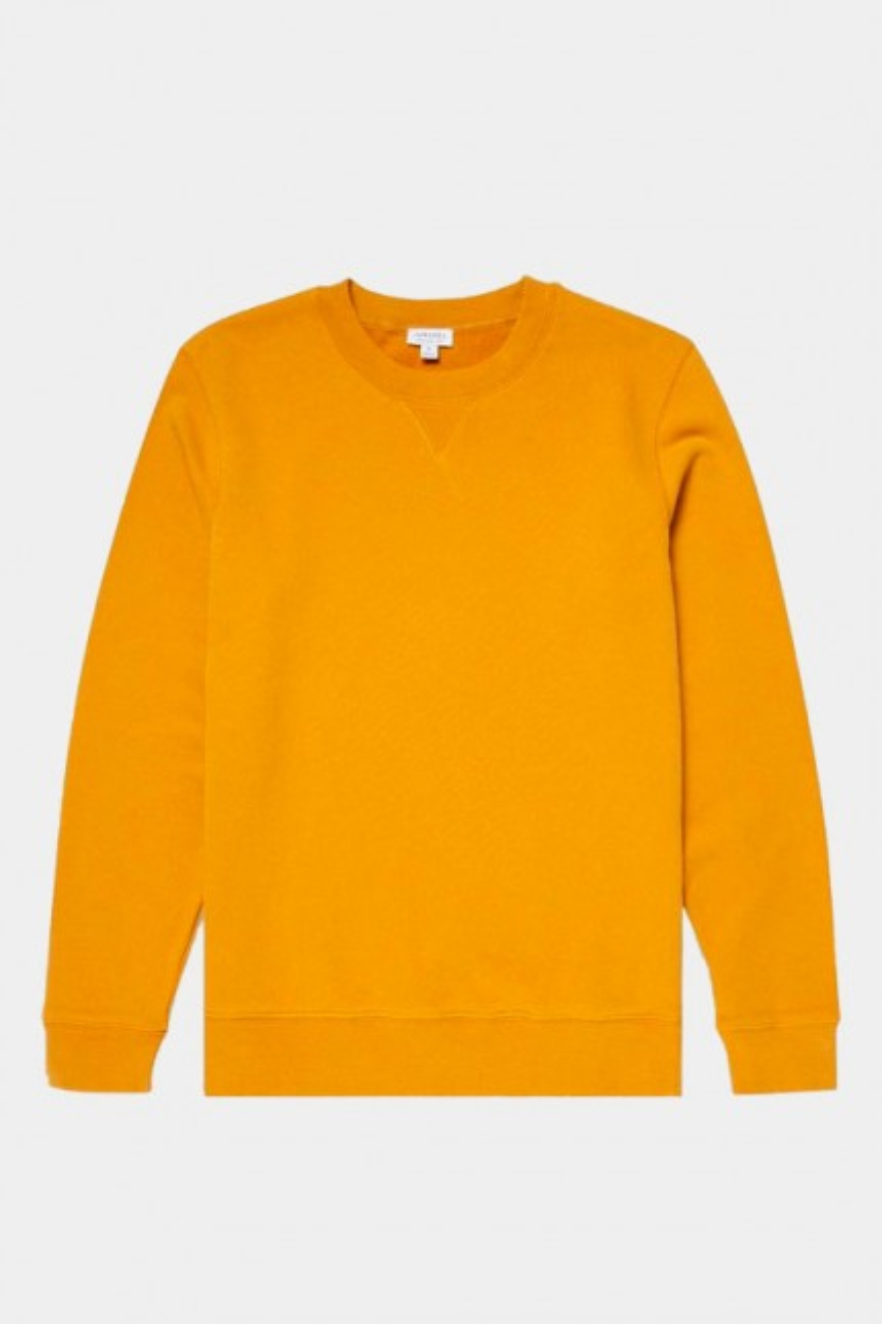 Sweatshirt Mustard