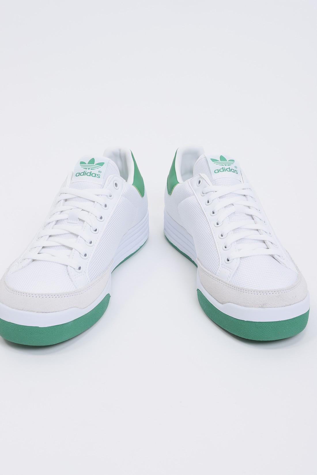 ADIDAS / Rod laver g99863 White / green