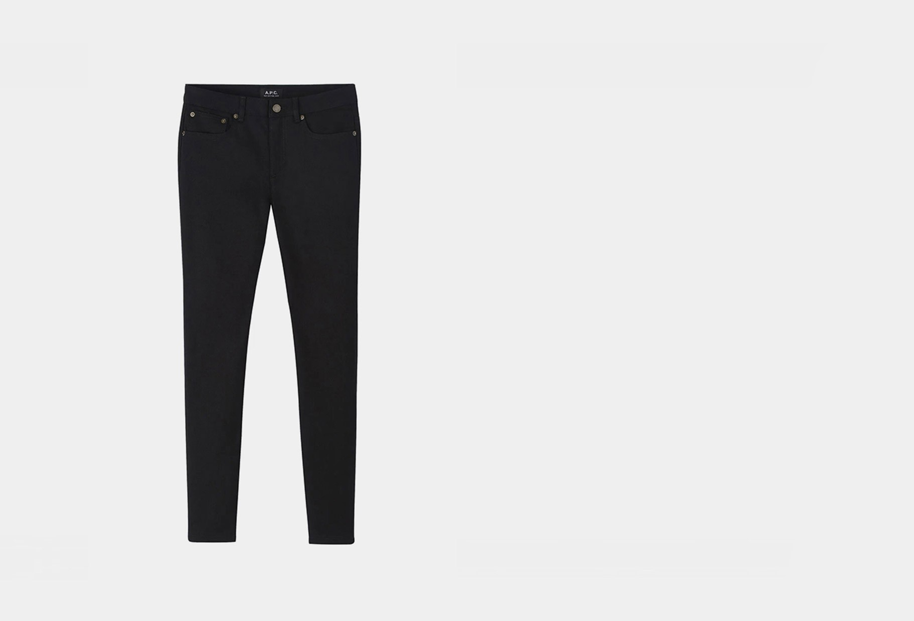 A.P.C. FOR WOMAN / High standard Noir